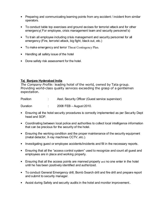 Guest Services Manager Resume Etusivu  Guest Services Resume