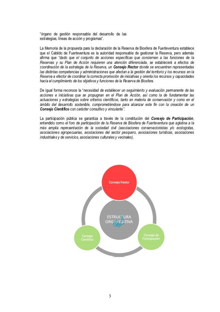Reserva Biosfera Fuerteventura memoria anual 2009-2011 Slide 3