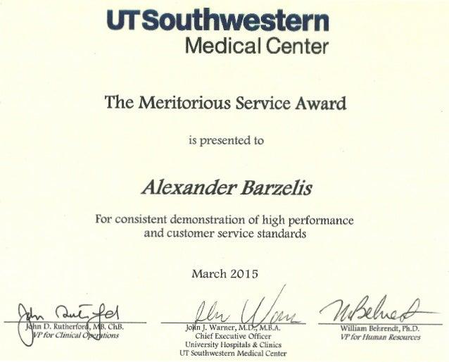 Award certificate meritorious award certificate yadclub Gallery