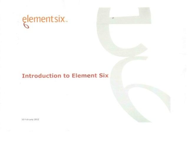 PDF Element 6 brochure