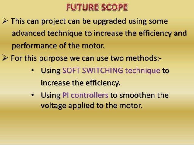Speed Control Of DC Motor