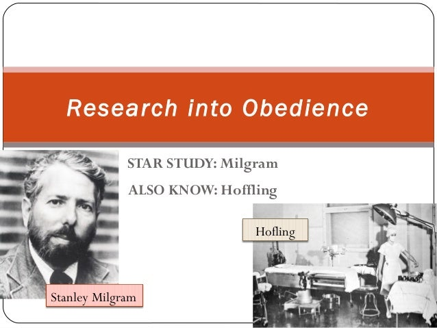 punishment in the milgram obedience experiment essay Stanley milgram: the obedience  the obedience studies in social-societal context  authority: stanley milgram's essay, some conditions of obedience and.