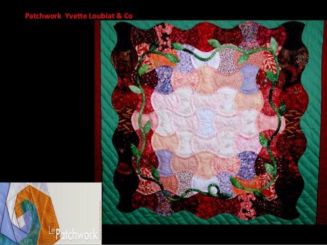 Patchwork Yvette Loubiat & Co