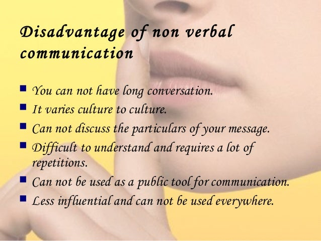 The Role of Culture in Nonverbal Communication - Study.com