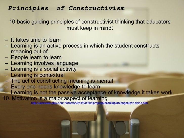 Constructivism   emints national center – inspired teachers.