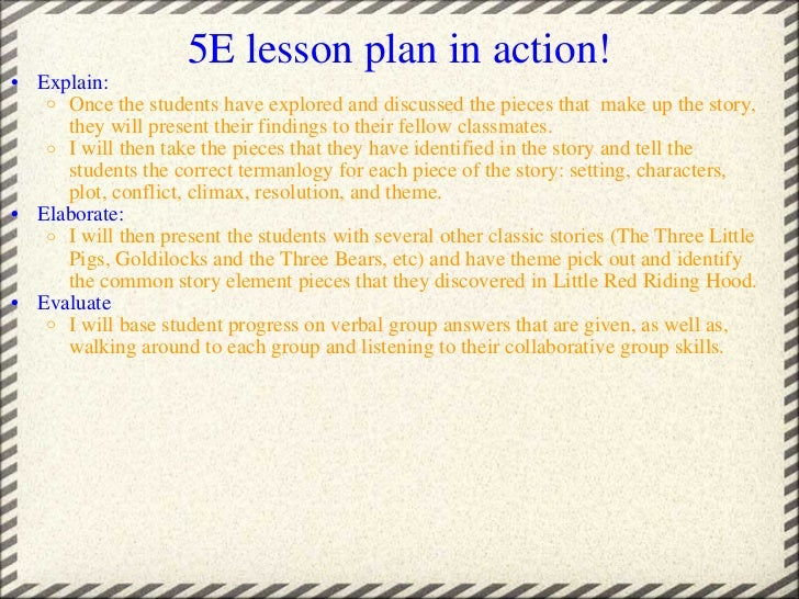 5e Lesson Plan Template Choice Image Template Design Free Download