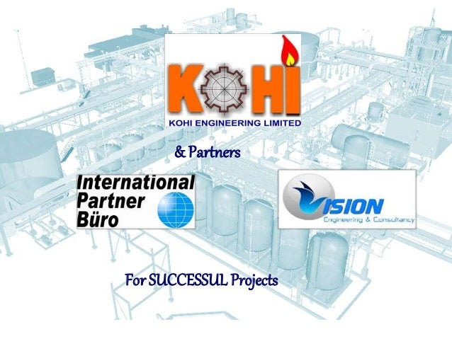 & Partners For SUCCESSUL Projects