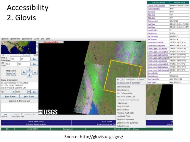 Introdution to Landsat and Google Earth Engine