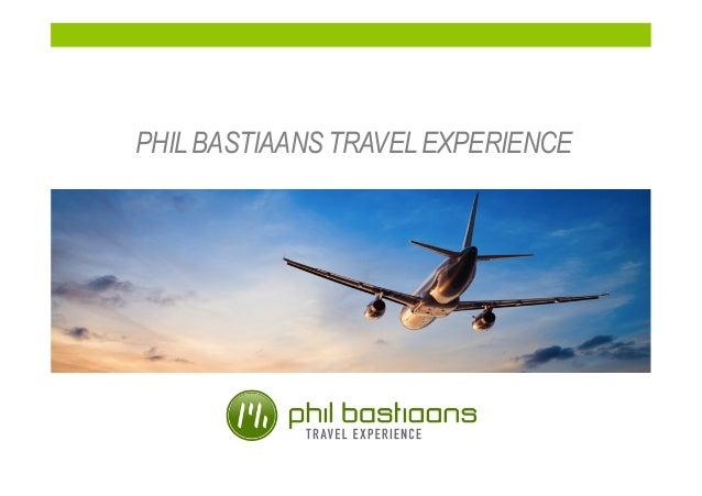 PHILBASTIAANS TRAVELEXPERIENCE