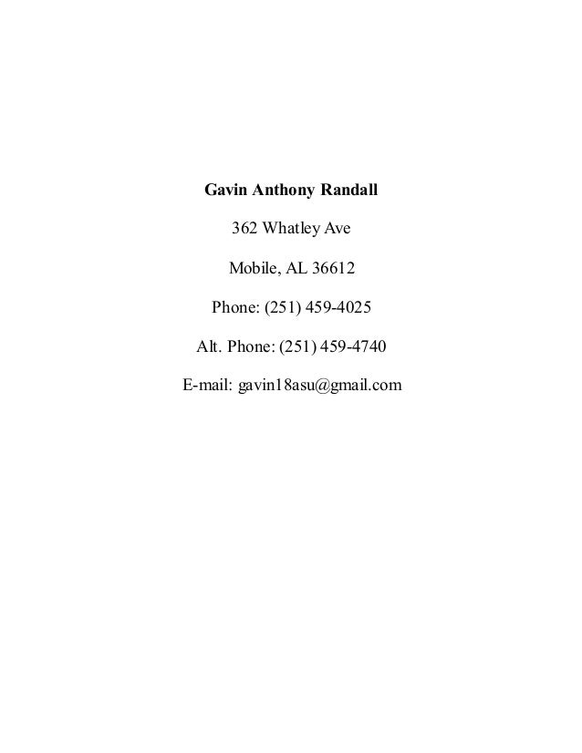 gavin anthony randall 362 whatley ave mobile al 36612 phone 251 459