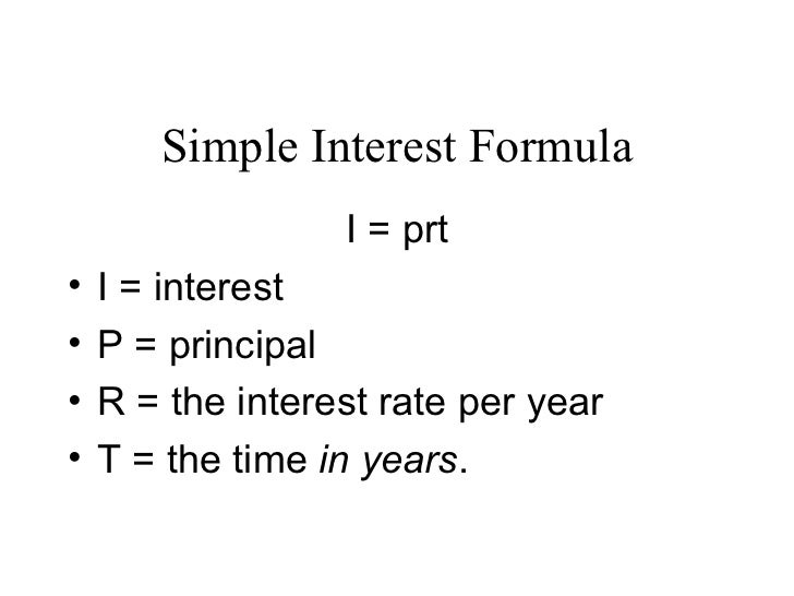 78 Simple and Compound Interest – I Prt Worksheet