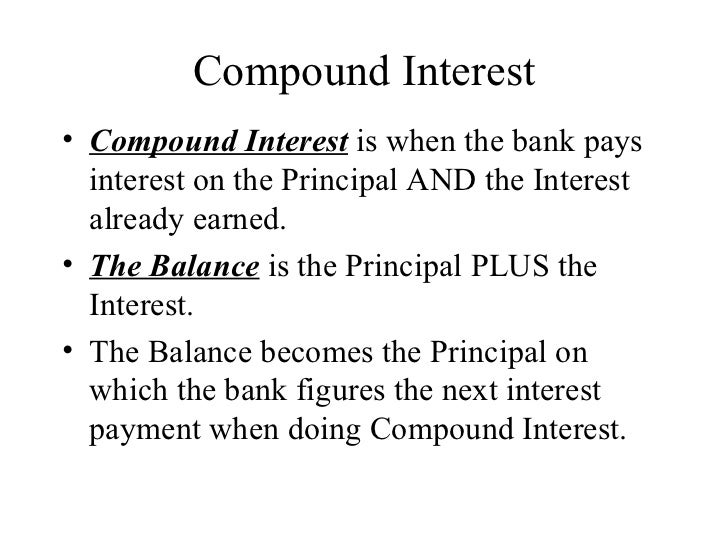 78 Simple and Compound Interest – Compound Interest Math Worksheet