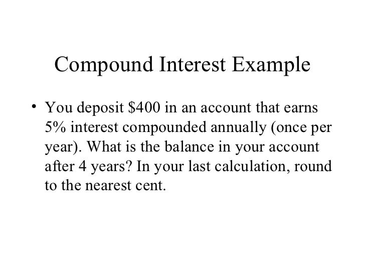 Simple And Compound Interest Worksheet Answers 013 - Simple And Compound Interest Worksheet Answers