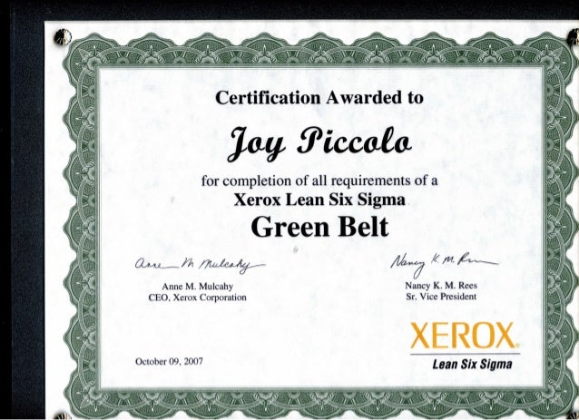 greenbelt certification