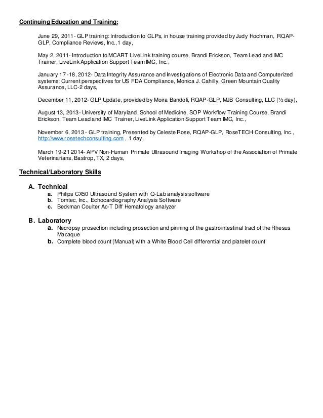 parasite identification 3 - Ultrasound Resume