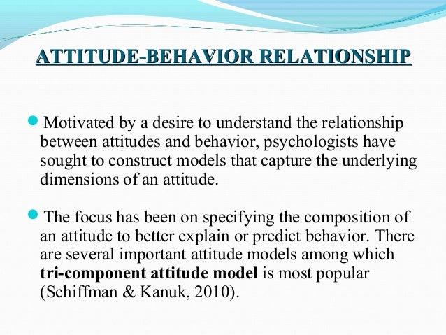 Behavior Vs. Attitude in Employees