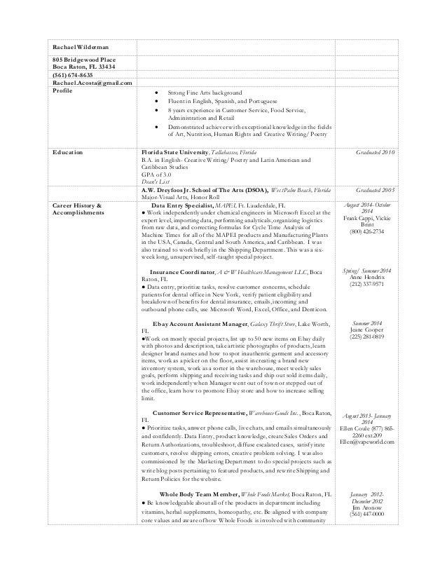 Business plan writer boca raton   Mechanical engineering     Customer Service  Supervisor Resume Sample  resumecompanion com