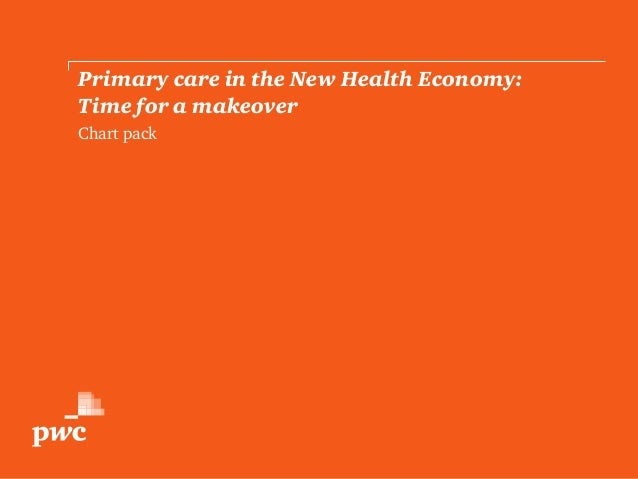 Money matters: Billing and payment for a New Health Economy Primary care in the New Health Economy: Time for a makeover Ch...