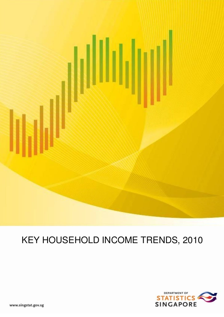 KEY HOUSEHOLD INCOME TRENDS, 2010