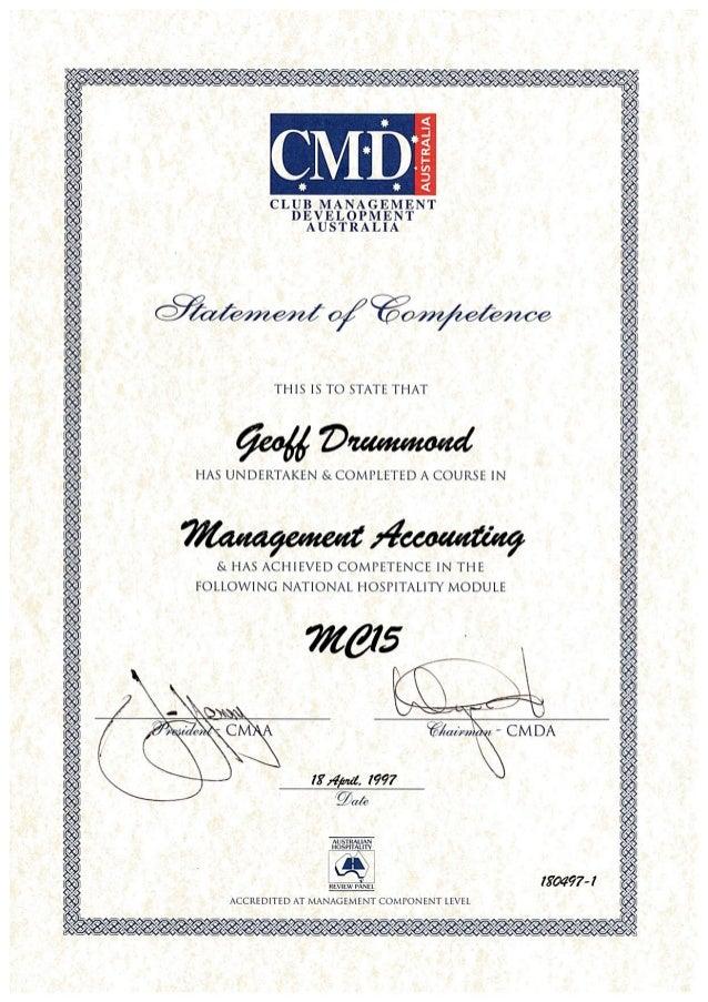 accounting management certificate slideshare upcoming