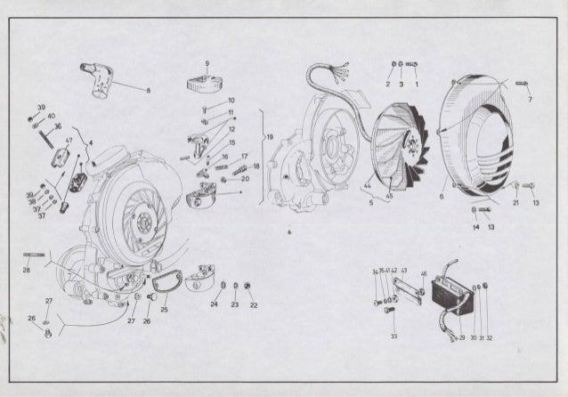 manual-despiece-vespa-125nc-150cl