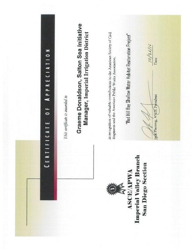 ASCE certificate of appreciation-10.26.16