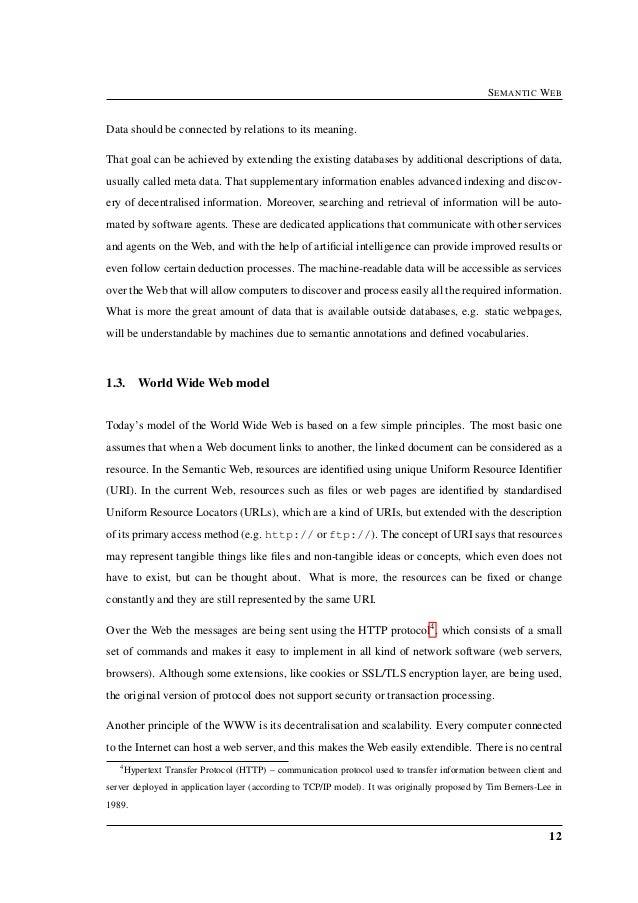 Msc dissertation meaning