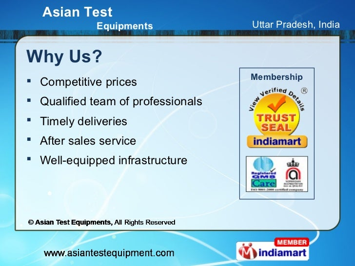 Fabric Testing Equipment by Asian Test Equipments, Ghaziabad Slide 3