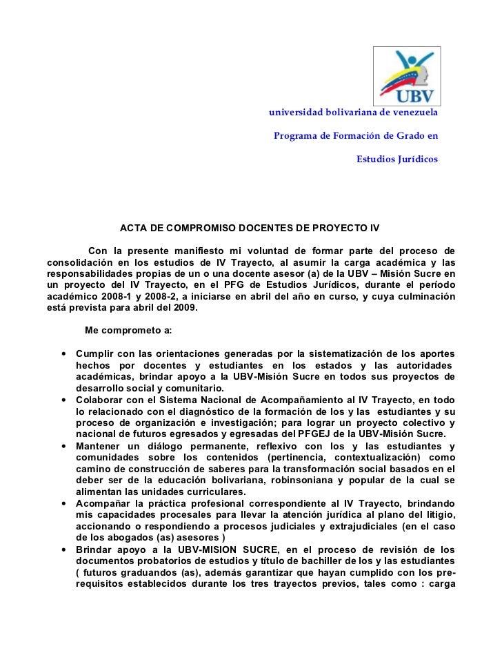 universidad bolivariana de venezuela                                                 Programa de Formación de Grado en    ...
