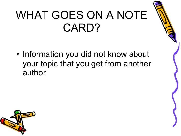 "quiz on note cards for a research paper The two cooperative learning strategies used were: 1) ""quiz-quiz-trade"" and 2)   you must first have note cards that have questions on one side and answers."
