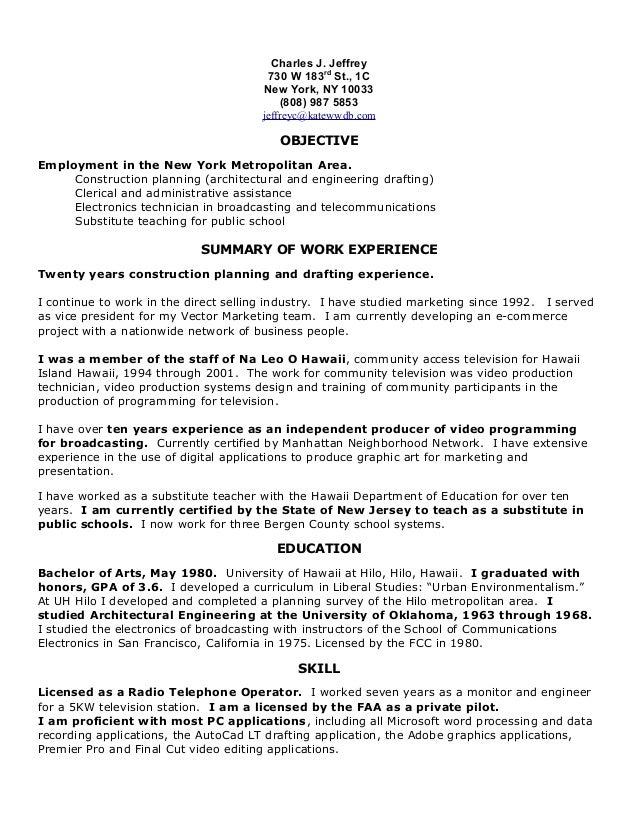 Resume Revnyc