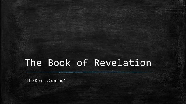 Revelations Bible Study by Pastor Braun - April 14, 2019 ...