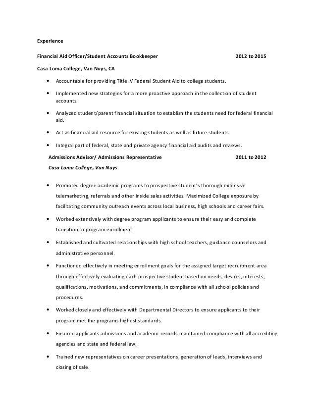 Tony Antenucci Resume Slide 2