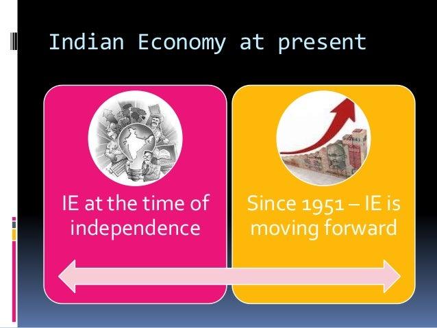 present status of indian economy