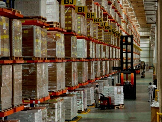 Agility Logistics Warehousing Amp Distribution Analysis