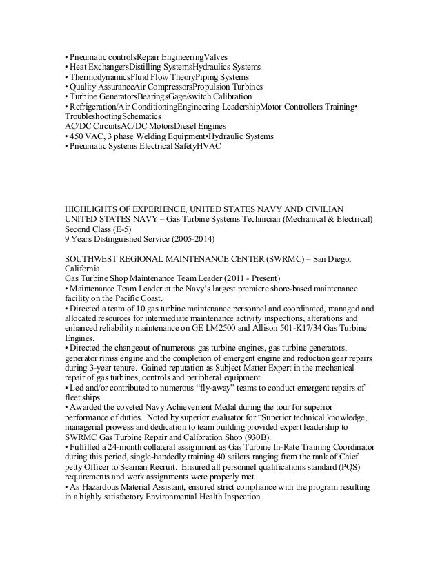 Dorable Gas Turbine Engineering Resume Gallery - Administrative ...