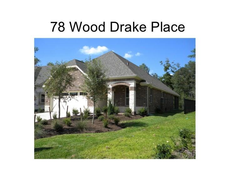 78 Wood Drake Place