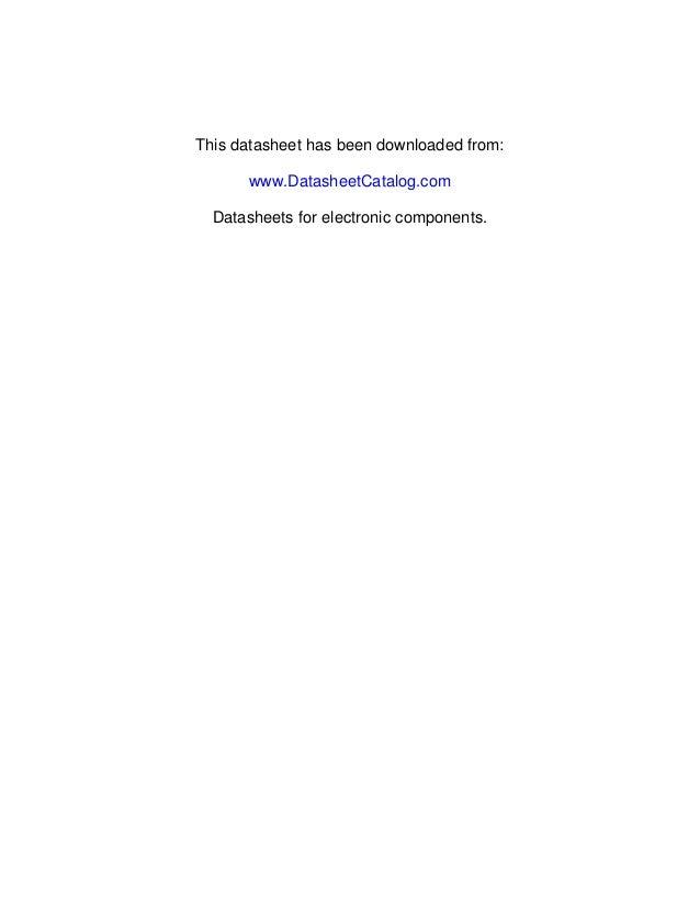 78xx Datasheet Epub Download