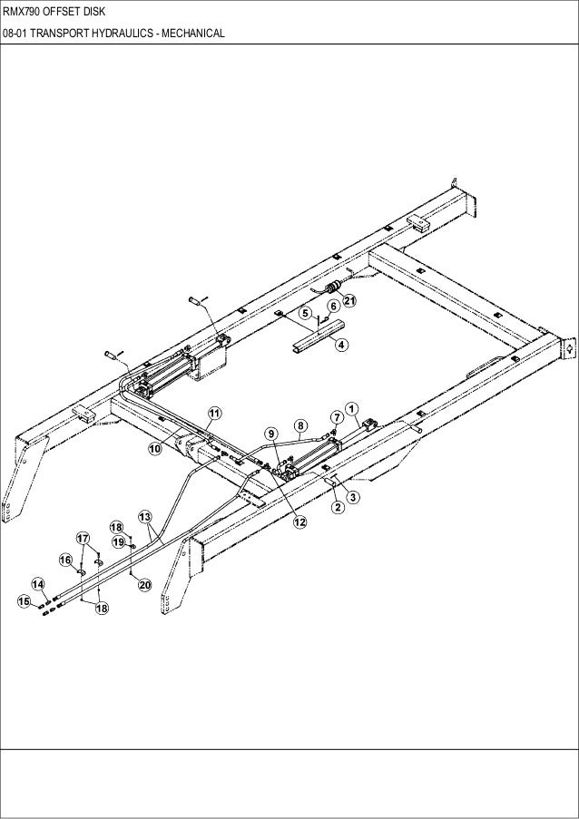 8x8 Trailer Wiring Diagram