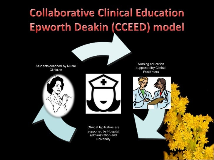Collaborative Teaching Models Special Education ~ Different models of collaboration between nursign