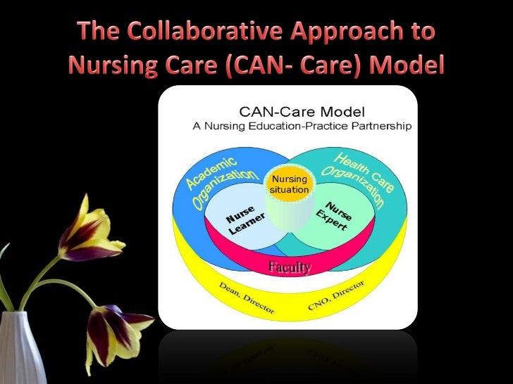 Collaborative Nursing Student Handbook ~ Different models of collaboration between nursign