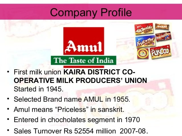 amul ice cream sales and promotional strategy Amul ice cream was launched in the branded ice cream segment after amul which to indulge in delightful ice creams the sales turnover for.