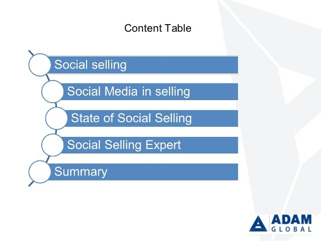 Content Table