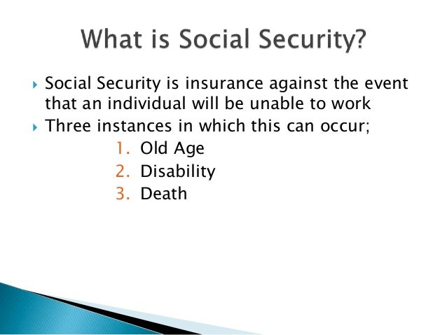 a young workers view on benefits of social security Social security survivor benefits for a spouse  social security view all   you or your spouse had started benefits, or you are caring for a young child.