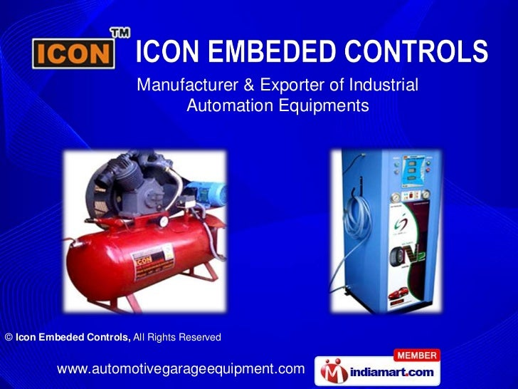 Manufacturer & Exporter of Industrial                               Automation Equipments© Icon Embeded Controls, All Righ...