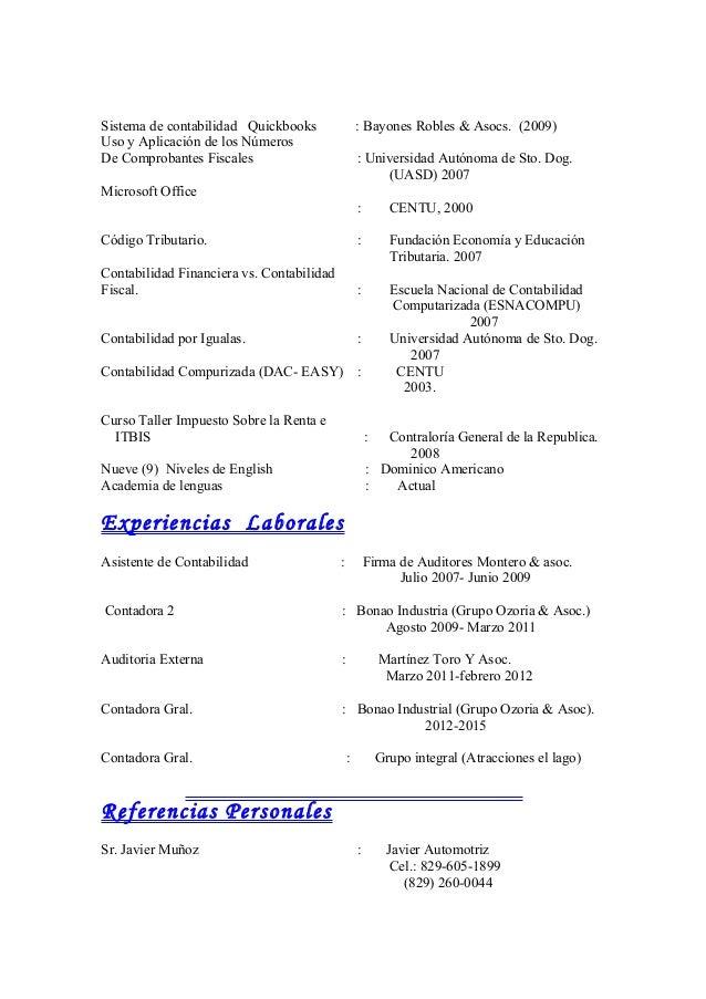 Sistema de contabilidad Quickbooks : Bayones Robles & Asocs. (2009) Uso y Aplicación de los Números De Comprobantes Fiscal...
