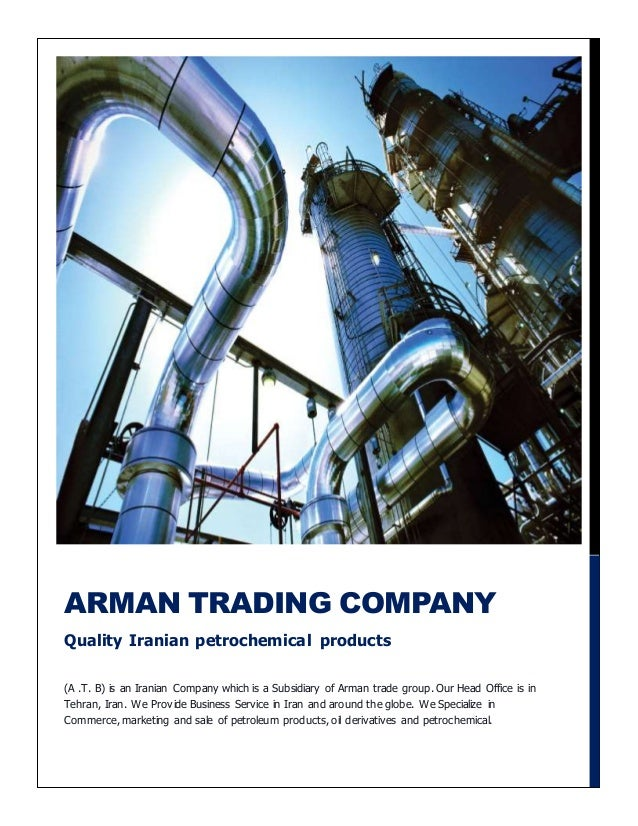 (A .T. B) is an Iranian Company which is a Subsidiary of Arman trade group. Our Head Office is in Tehran, Iran. We Provide...