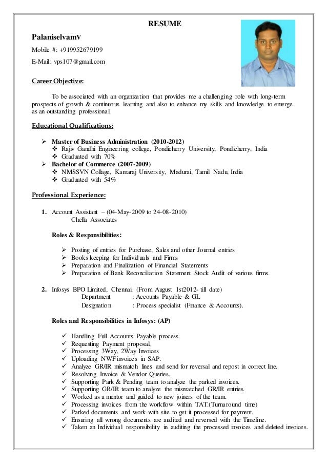 Infosys Site To Upload Resume - Resume Examples | Resume