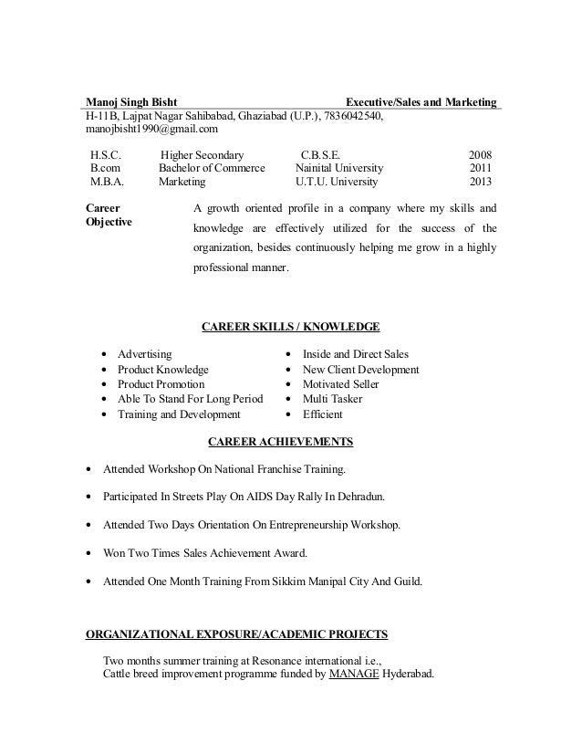 Manoj Singh Bisht Executive/Sales and Marketing H-11B, Lajpat Nagar Sahibabad, Ghaziabad (U.P.), 7836042540, manojbisht199...