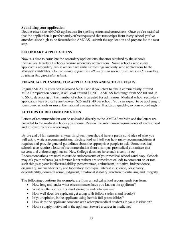 disadvantaged status essay amcas